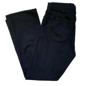 Not Your Daughter's Jeans High Waisted Black Sz 10